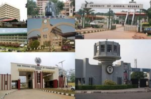 Universities that accept second choice for admission