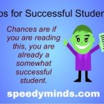 8 practical ways to become a SUCCESSFUL STUDENT